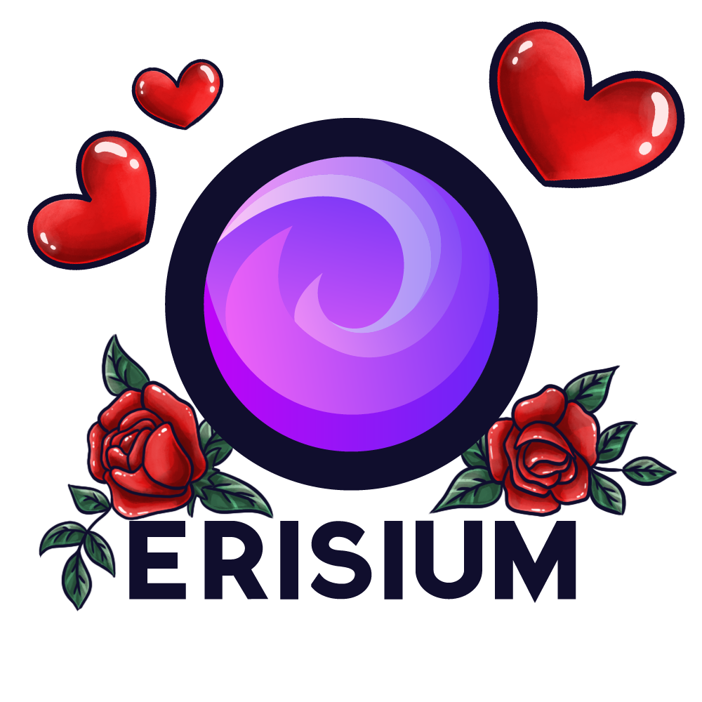 Logo Erisium St Valentin
